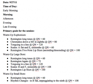 Practice Notes - 3