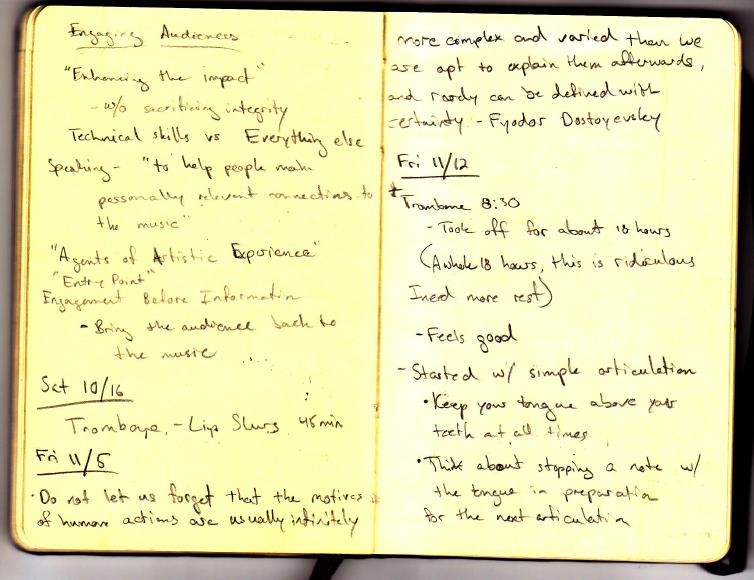 Practice Notes - 05 (Part 1)
