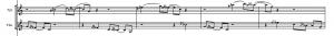 Study 3a - Trumpet duet