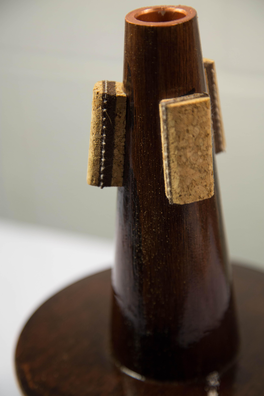 Filed cork