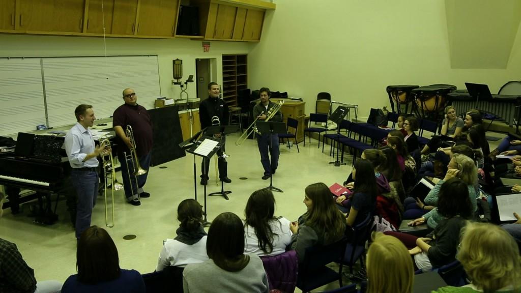 With Choir